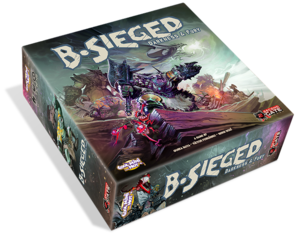 B-Sieged : Darkness & Fury