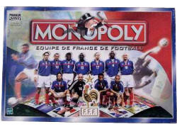Monopoly - Équipe de France de football