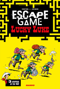 Escape game Lucky Luke - 3 aventures au Far West