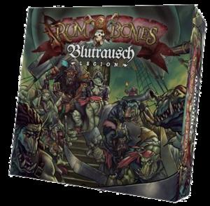 Rum & Bones second  Tide : Blutrausch Legion