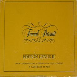 Trivial Pursuit : Édition Genus II
