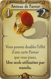 Alchimistes : Anneau de Faveur