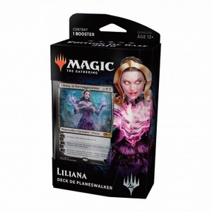Magic the Gathering : Edition 2019 - Planeswalker Deck Liliana