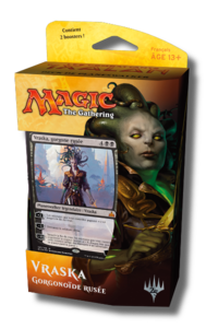 Magic : Les Guildes de Ravnica - Planeswalker Vrasca