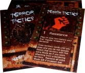 Risk 2210 AD - Terror Tactics Command Deck