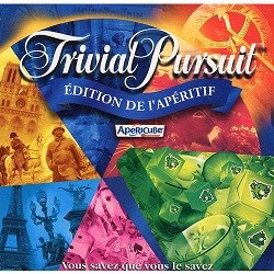 Trivial Pursuit - Edition de l'Apéritif