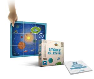 STORY TO STICK - Soleil & Planètes
