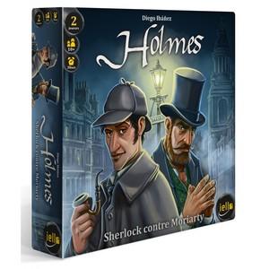 Holmes Sherlock contre Moriarty