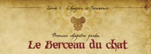 Mice and Mystics le Berceau du Chat