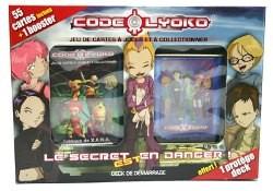 Code Lyoko JCC - Attaque de X.A.N.A.