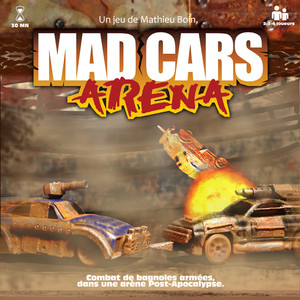 Mad Cars Arena