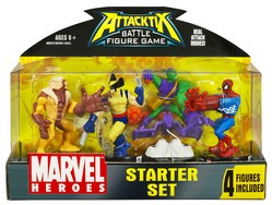 Marvel Attacktix