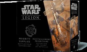 Star Wars Légion : Ravitaillement Prioritaire