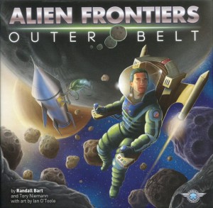 Alien Frontiers: Outer Belt