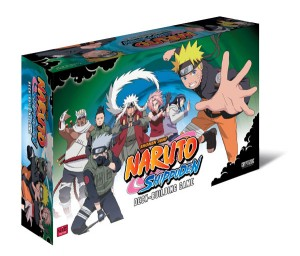 Naruto Shippuden Deck-building Game
