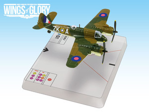Wings of Glory : WW2 Miniatures Airplane Packs 2e série