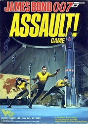 James Bond 007 - Assault! Game