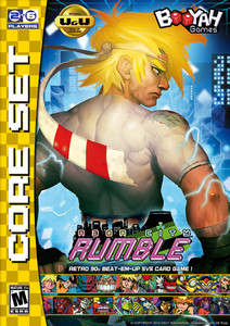 N3ON City Rumble - Core Set
