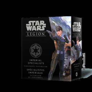 Star Wars Légion : Spécialistes Impériaux