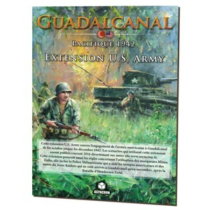 Conflict of Heroes: Guadalcanal - Extension US Army