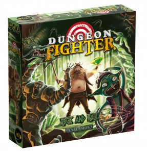 Dungeon Fighter : Rock and Roll