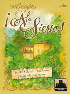 La Granja: The Dice Game – No Siesta!