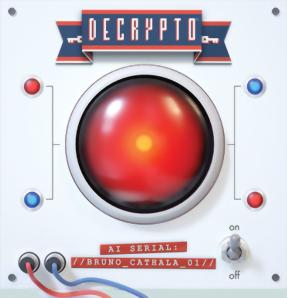 Decrypto - IA Serial - Bruno Cathala