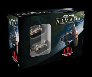 Star Wars Armada : Corvettes Hammerhead
