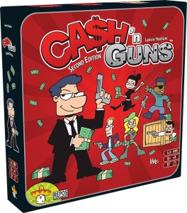 Ca$h'n Guns second édition