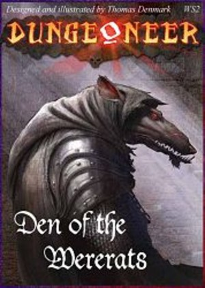 Dungeoneer : Den of the Wererats