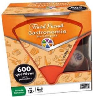 Trivial Pursuit - Gastronomie
