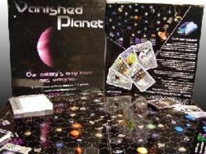 Vanished Planet