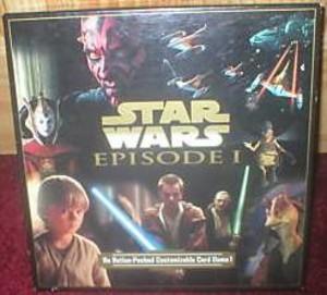 Star Wars Episode I - Customizable Card Game