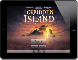 Forbidden Island for Ipad