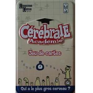 Cérébrale Académie - Jeu de cartes