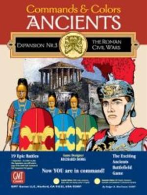 Commands and Colors - Ancients : The Roman Civil War