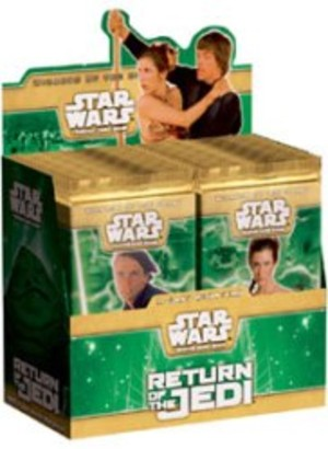 Star Wars TCG : Return of The Jedi