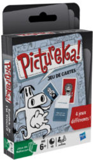 Pictureka! - jeu de cartes