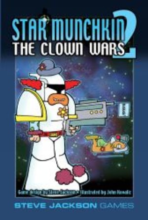 Star Munchkin 2 : The Clown Wars