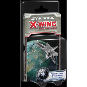 X-Wing : Jeu de Figurines - Star Wing de classe Alpha