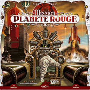 Mission Planète Rouge