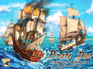 Pirate Dice: Voyage on the Rolling Seas