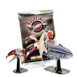 Rocketmen - Battle of Titans
