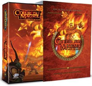 World of Warcraft JCC : Cœur du Magma