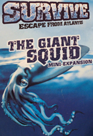 Survive : The Giant Squid