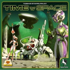 Time 'n' space