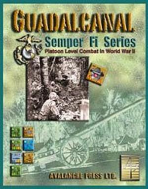 Panzer Grenadier - Semper Fi ! Guadalcanal