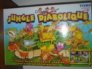 Jungle Diabolique