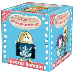 Graine d'explorateur- le corps humain