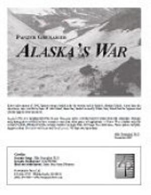 Panzer Grenadier : Alaska's War